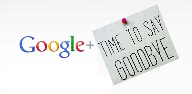 Goodbye Google+! Le réseau social est désormais réservé aux professionnels!